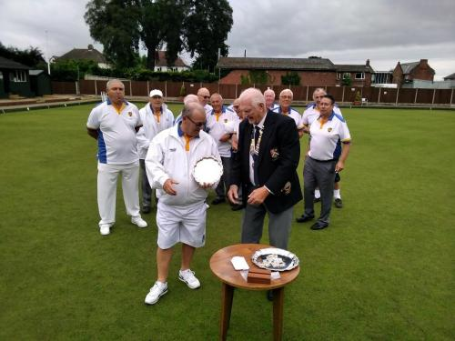 Thorpe plate winners 1