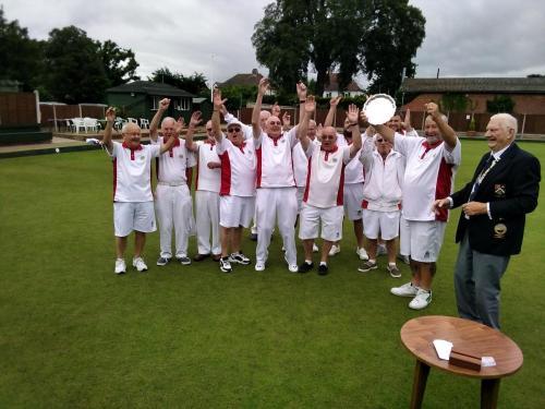 Happy Valley Trophy winners